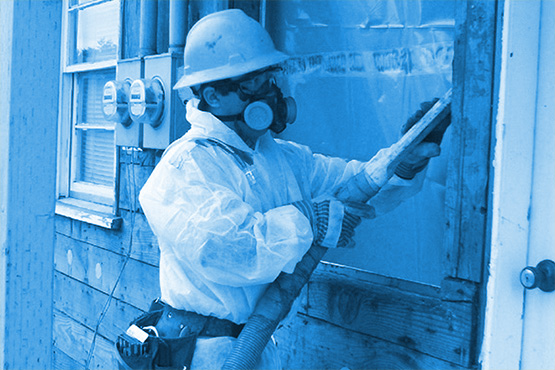 Decontamination services in QLD & VIC